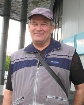 Виктор Сидельников – мастер сервисного центра