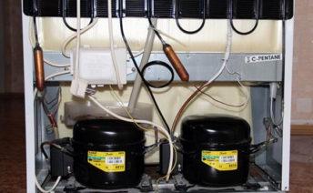 1 или 2 компрессора в холодильнике