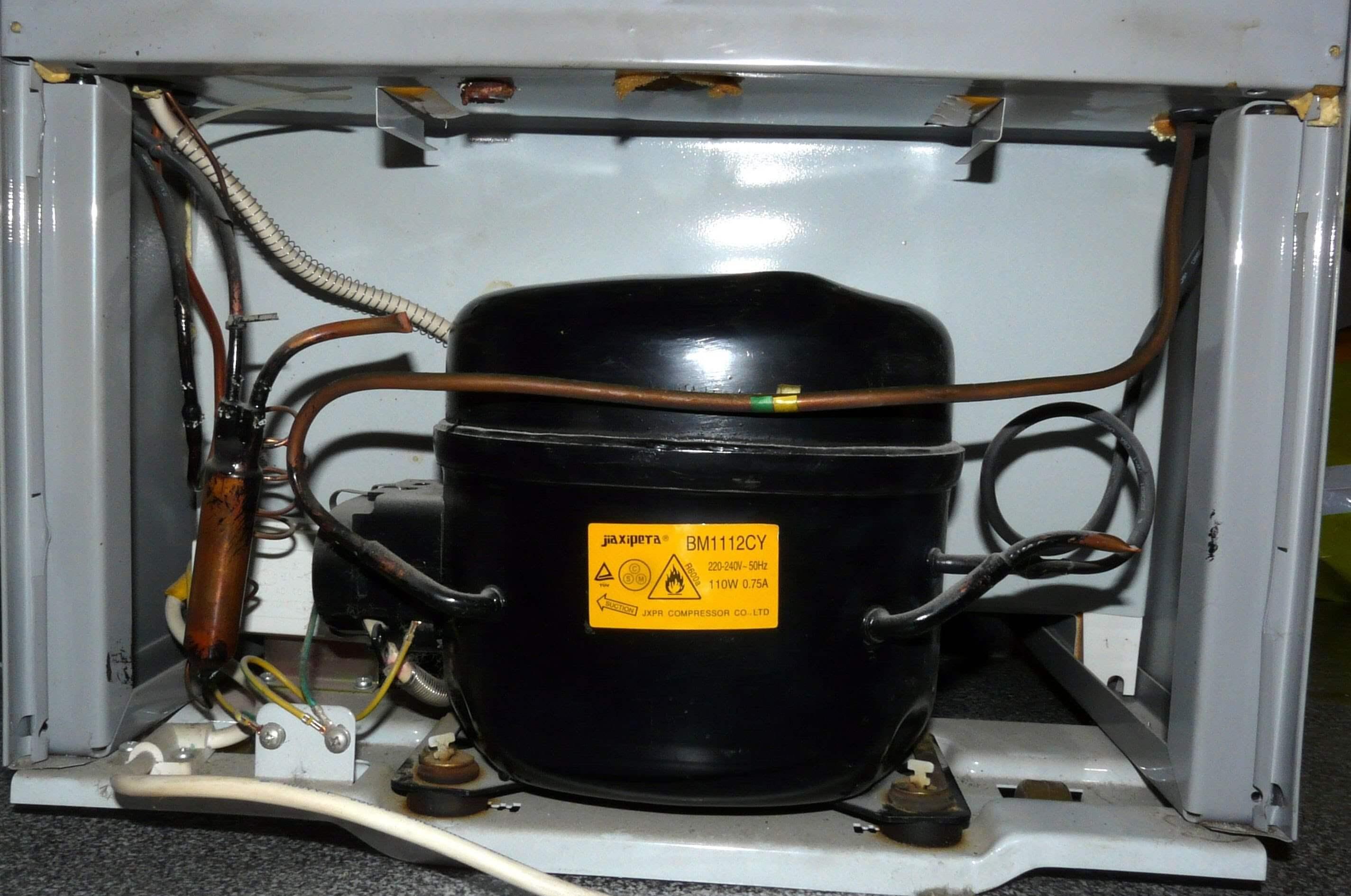 Ремонт шума холодильника в Одессе