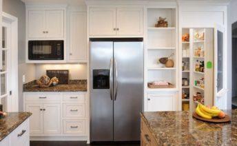 Замена холодильника