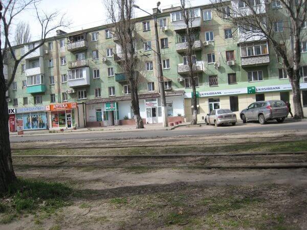 Одесса, район Черёмушки