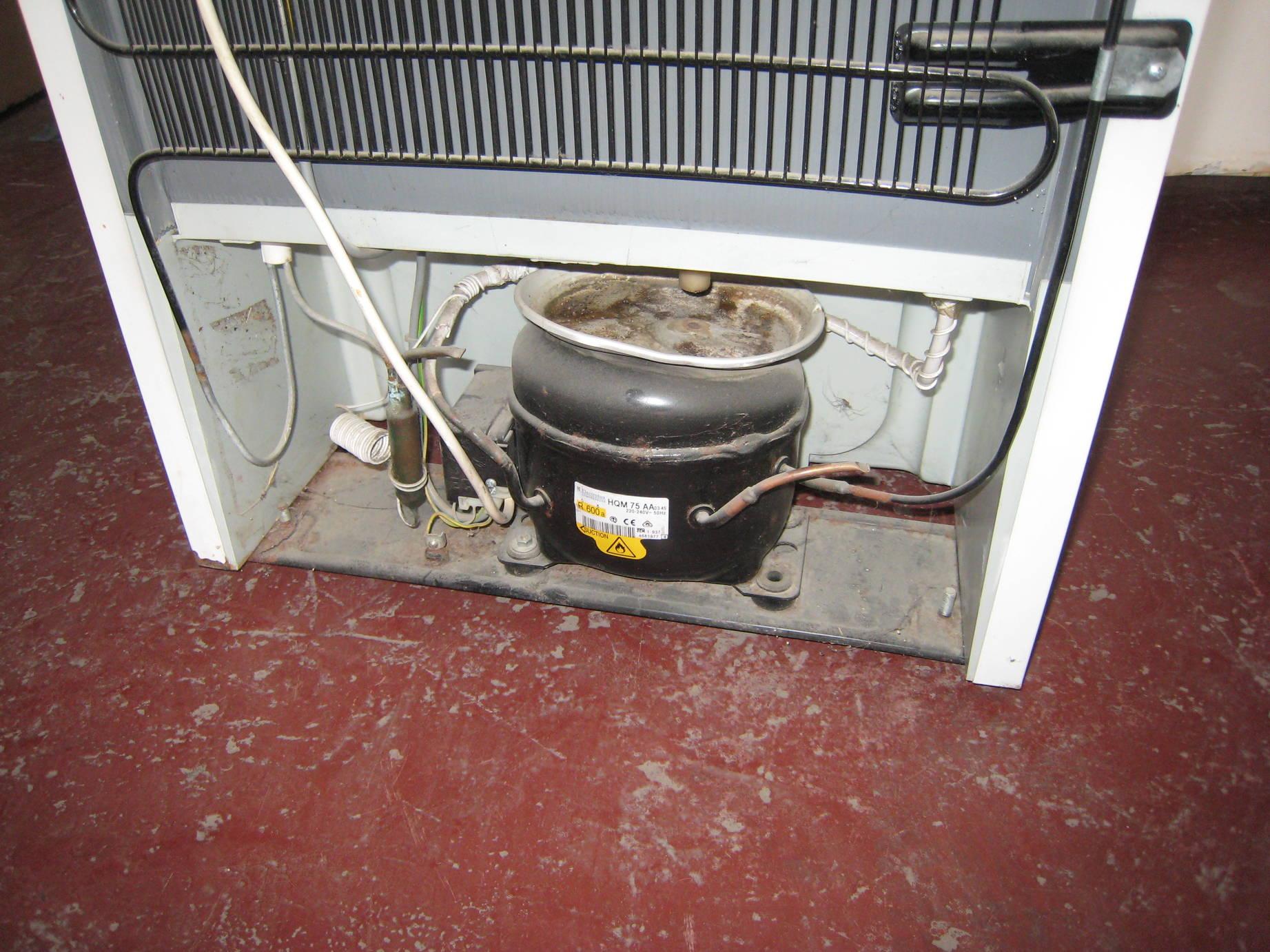 Ремонт холодильников Одесса Приморский – компрессор в холодильнике Снайге