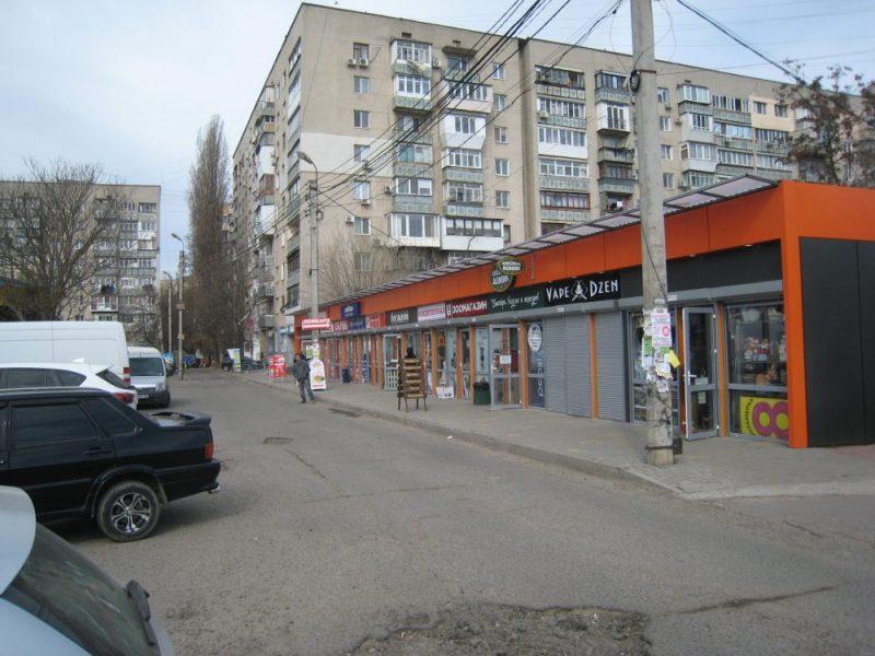Одесса Киевский район