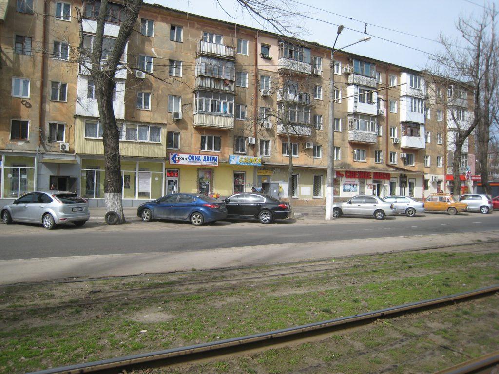 Одесса Малиновский район