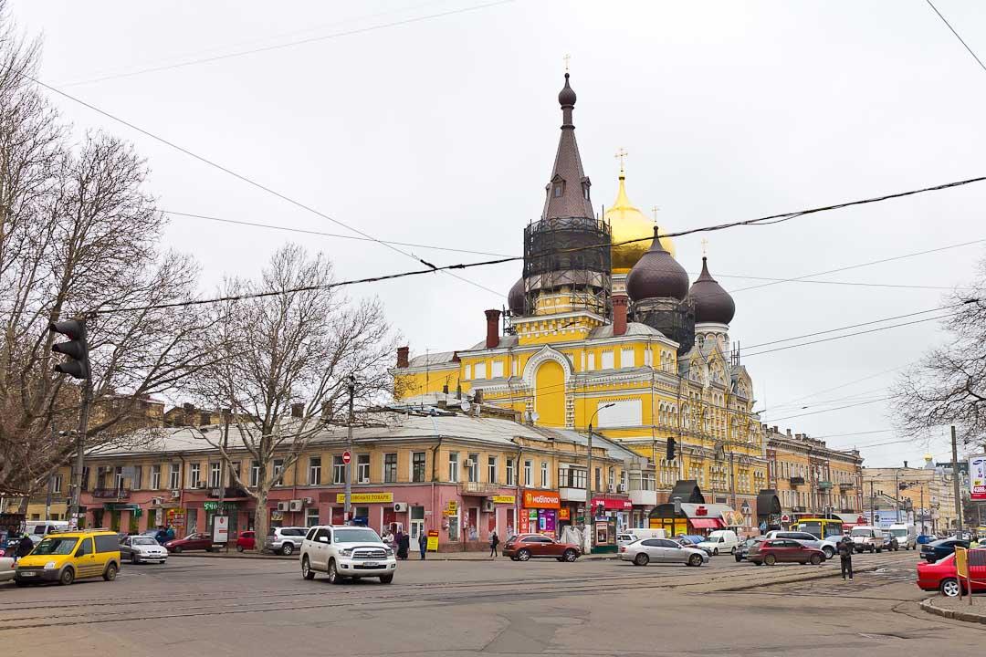 Одесса Присорский