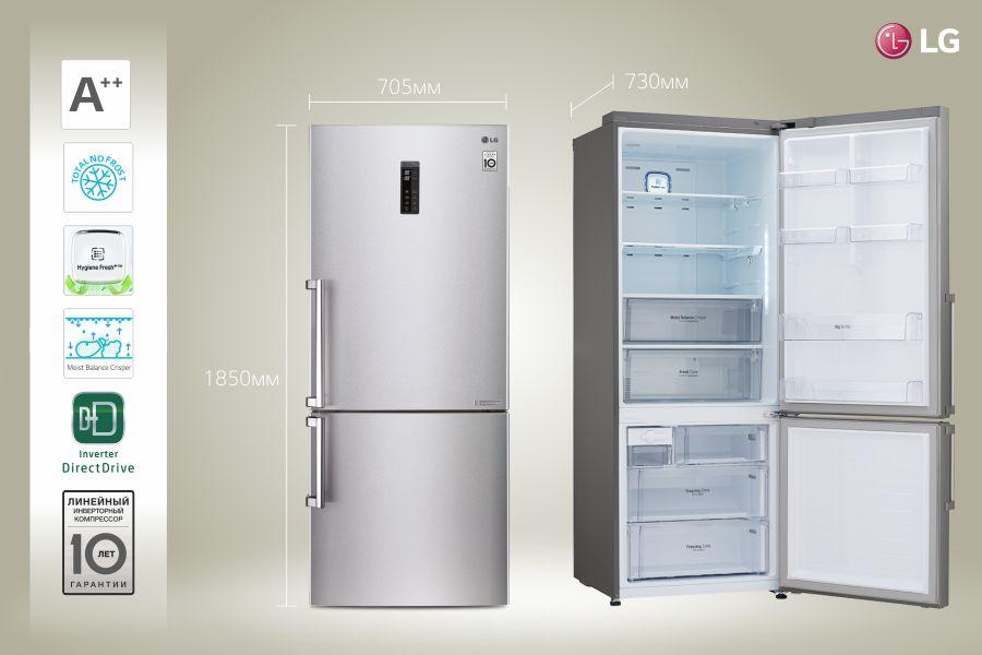 Линейный инвертор в холодильнике ЛЖ