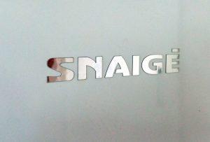 Логотип Снайге