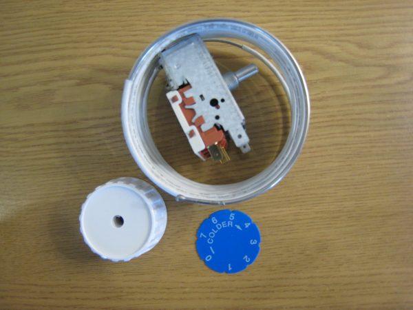 Электронный или механический холодильник – термостат