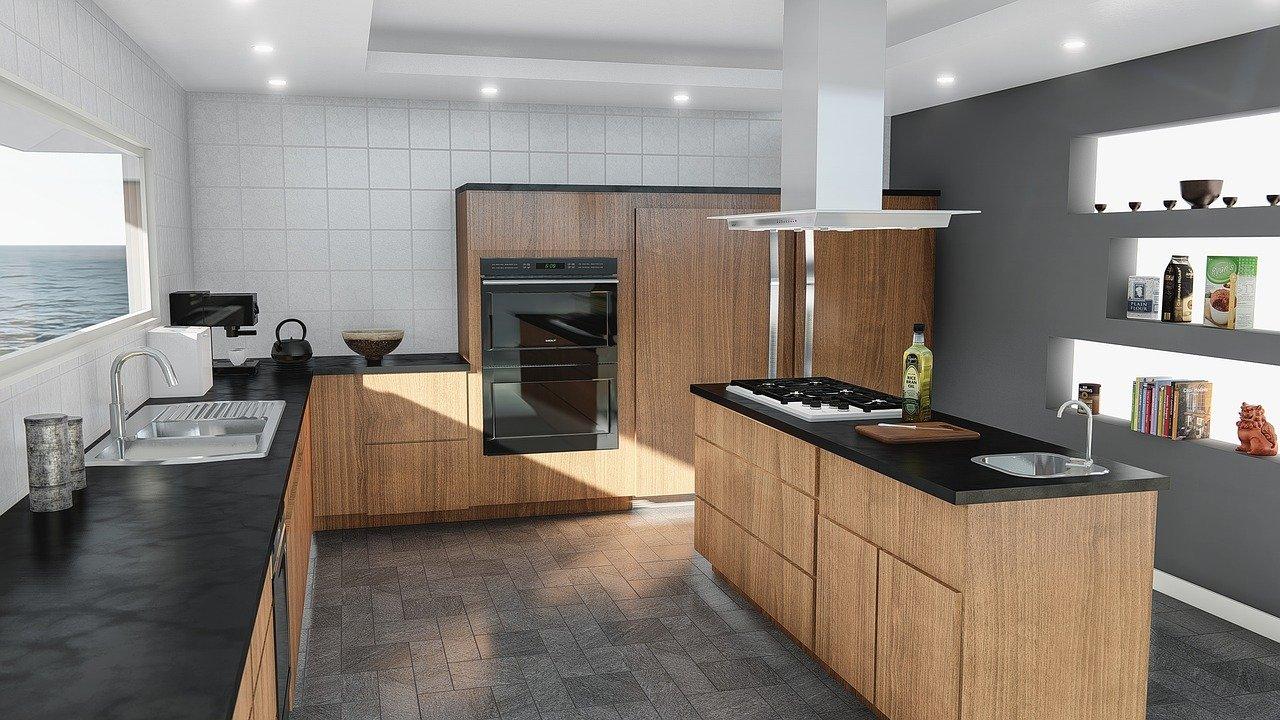 Как установить холодильник на кухне
